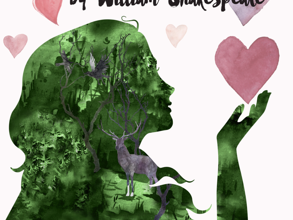 'As You Like It' Poster Design